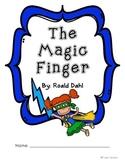 The Magic Finger Novel Study Comprehension Guide