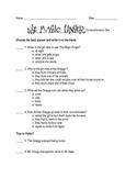The Magic Finger by Roald Dahl Comprehension Quiz