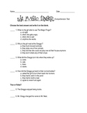 The Magic Finger by Roald Dahl Comprehension Quiz