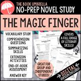 The Magic Finger Novel Study - Distance Learning - Google Classroom