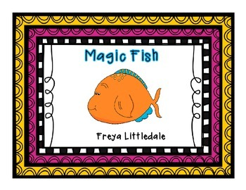 The Magic Fish {{Folktale Small Group Bundle}}