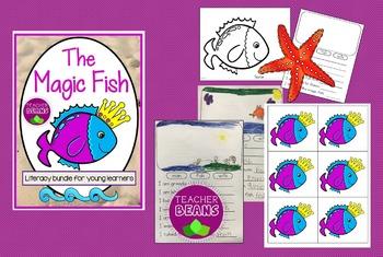 The Magic Fish Literacy Unit