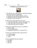 The Magic Fish comprehension test