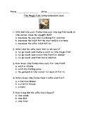 The Magic Fish comprehension test