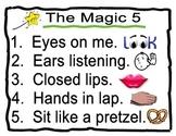 The Magic Five