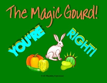 The Magic Gourd Vocabulary Interactive Game