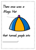 The Magic Hat by Mem Fox Comprehension Exercise
