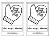 The Magic Mittens-Winter Emergent Reader-Kindergarten or F