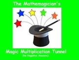 The Magic Multiplication Tunnel