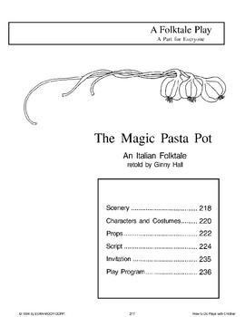 The Magic Pasta Pot