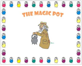 Effective Early Reading - The Magic Pot