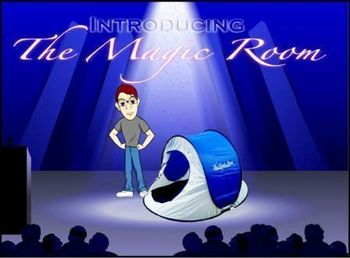 The Magic Room - A Sensory Blocking Classroom Intervention