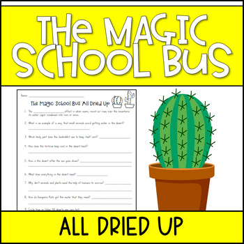 The Magic School Bus All Dried Up