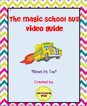 The Magic School Bus: Blows It Top (Video Guide)