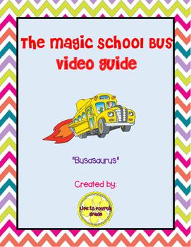 The Magic School Bus: Busasaurus (Video Guide)