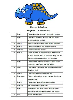 the magic school bus dinosaur detectives book study tpt