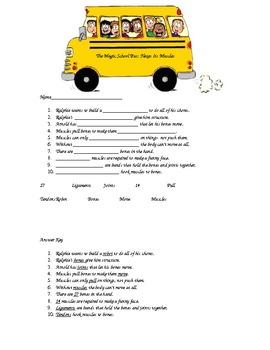 The Magic School Bus: Flexes Its Muscles