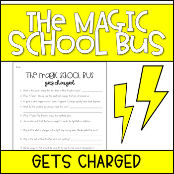 The Magic School Bus Gets Charged