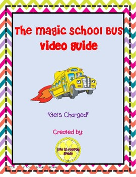 The Magic School Bus: Gets Charged (Video Guide)