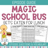 The Magic School Bus - Gets Eaten for Lunch
