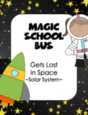 The Magic School Bus Gets Lost in Space Video Questions