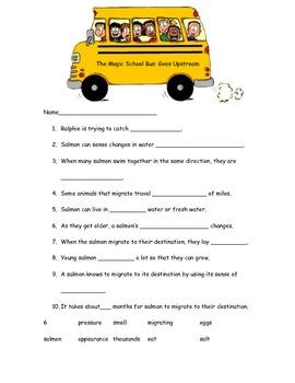 The Magic School Bus: Goes Upstream