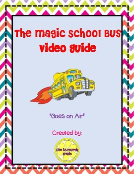 The Magic School Bus: Goes on Air (Video Guide)