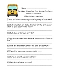 The Magic School Bus Has Ants in Its Pants - Questions and Writing
