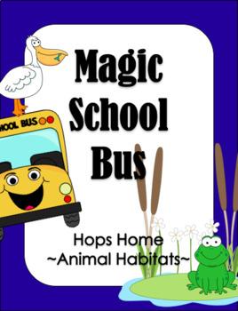 The Magic School Bus Hops Home Video Questions