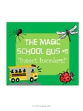 The Magic School Bus Insect Invaders Chapter Comprehension Worksheets Reading