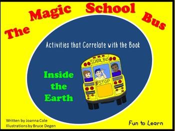 Magic School Bus Inside the Earth