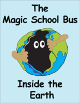 The Magic School Bus Inside the Earth Reading Center