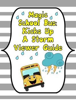 Magic School Bus Kicks Up A Storm Viewer Guide