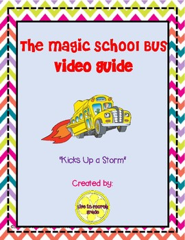 The Magic School Bus: Kicks Up a Storm (Video Guide)