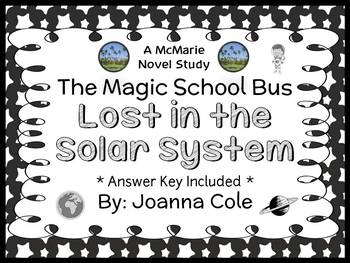 The Magic School Bus Lost in the Solar System (Joanna Cole) Book Study (21 pgs)