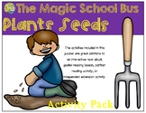 The Magic School Bus - Plants Seeds / How Living Things Grow / Novel Study