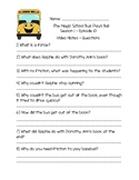 The Magic School Bus Plays Ball - Questions and Writing
