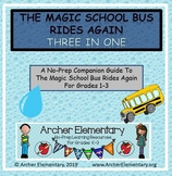 The Magic School Bus Rides Again Three in One No-Prep Comp