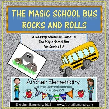 Magic School Bus Rocks Teaching Resources | Teachers Pay Teachers