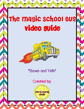 The Magic School Bus: Shows and Tells (Video Guide)