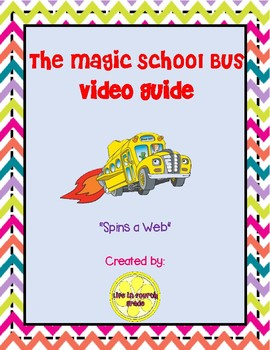 The Magic School Bus: Spins a Web (Video Guide)