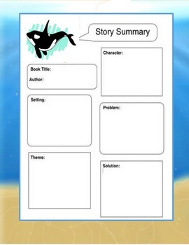 The Magic School Bus THE WILD WHALE WATCH Chapter Book Study Guide Complete!