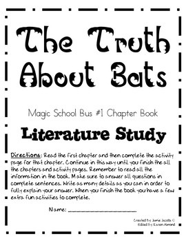 The Magic School Bus - The Truth about Bats