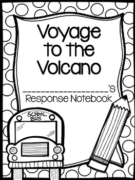 The Magic School Bus Voyage to the Volcano Book Companion