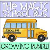The Magic School Bus Worksheet GROWING Bundle! 21 videos included!