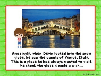 The Magic Snow Globe - Christmas Around the World – Italy