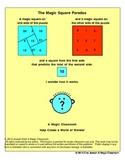 The Magic Square Paradox