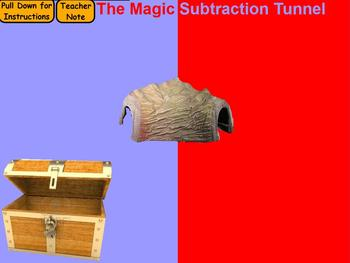 The Magic Subtraction Tunnel