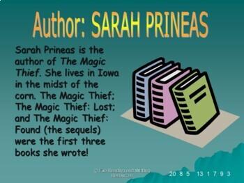 The Magic Thief by Sarah Prineas PowerPoint