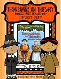 The Magic Tree House #27 - Thanksgiving on Thursday (Lit Study)